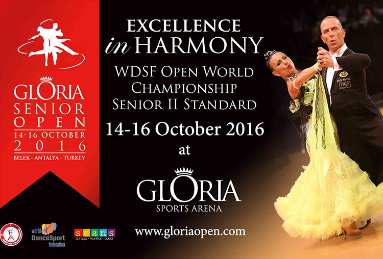 Gloria Senior Open 2016